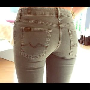 🌼7 For All Mankind Gwenevere pants, Size 27🌼